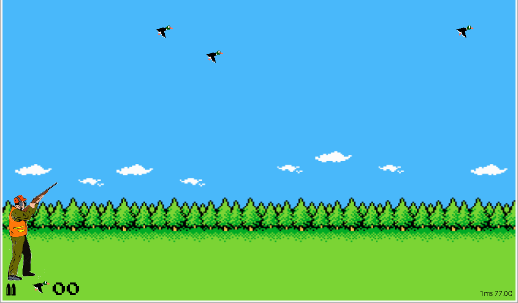 Duck Hunter screenshot